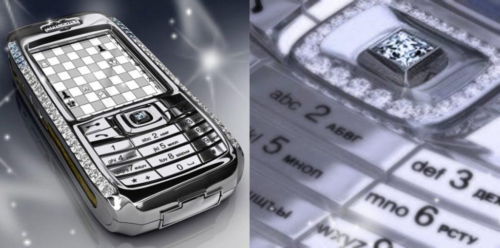 Sederet Smartphone Paling Mahal dan Mewah di Dunia